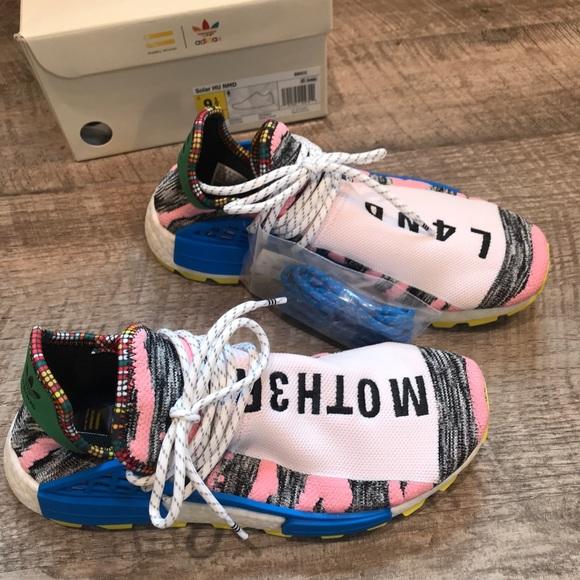 NmdPoshmark Williams adidas Solarhu ShoesPharrell adidas hCtsdrQ
